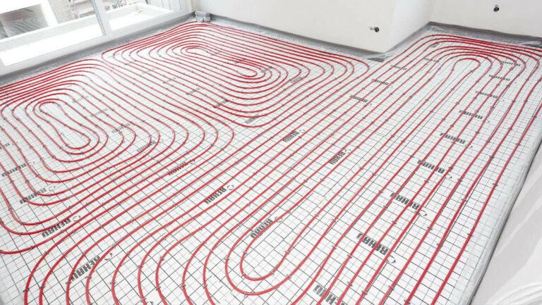 waarom warmtepomp vloerverwarming combineren